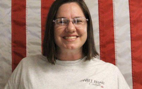 Honoring faculty veterans: Ms. Alicia Allen