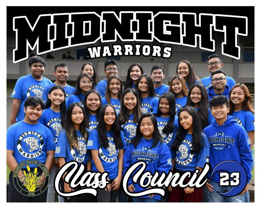 Behind the scenes of the Midnight Warrior council
