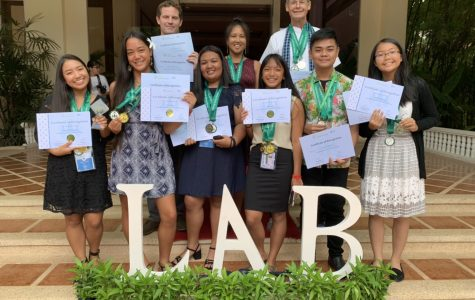WHS students succeed and explore Cambodia at LAB Global Finals