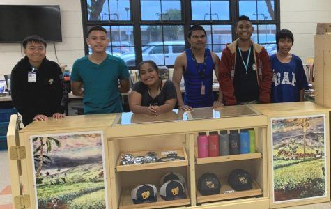 Ohana of Excellence develops student-operated cafe and bookstore