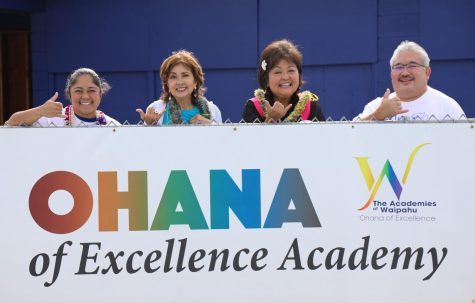 Ohana of Excellence kicks off Great Aloha Run High School Challenge