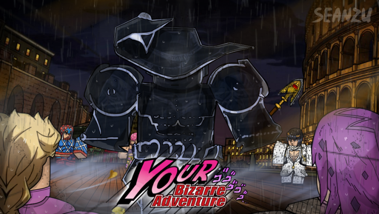 Your Bizarre Adventure is one game that may leave typical players left unheard.